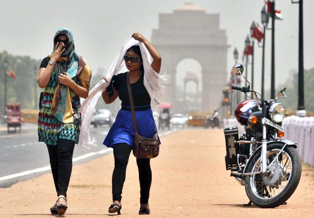 summer-in-india